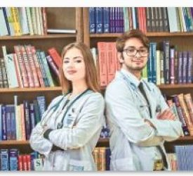 Your career should start now with International Medical Campus