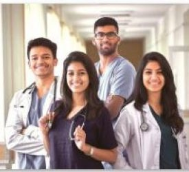 Select your medical university now