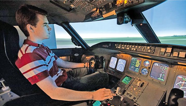 Begin your Aviation and Aerospace Degree from Embry-Riddle